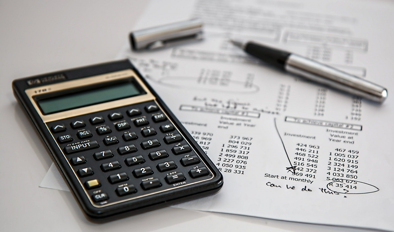 Financing issues in the sale of a business